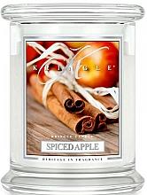 Parfüm, Parfüméria, kozmetikum Illatosított gyertya üvegben - Kringle Candle Spiced Apple