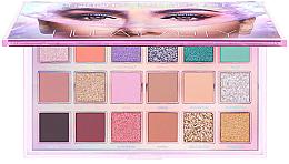 Parfüm, Parfüméria, kozmetikum Szemhéjfesték paletta - Huda Beauty Mercury Retrograde Eyeshadow Palette