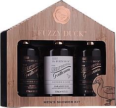 Parfüm, Parfüméria, kozmetikum Szett - Baylis & Harding Men's Fuzzy Duck Ginger & Lime Lixury Grooming Gift Set (ash/balm/300ml+shm/300ml+sh/gel/300ml)