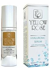 Parfüm, Parfüméria, kozmetikum Hialuronsav szérum - Yellow Rose Hyaluronic Serum With Oligopeptides