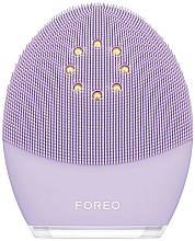 Parfüm, Parfüméria, kozmetikum Intelligens kefe tisztító és komplex arcmasszázshoz érzékeny bőrre - Foreo Luna 3 Plus Cleansing Brush For Sensitive Skin