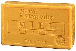 """Parfüm, Parfüméria, kozmetikum Természetes szappan """"Akác és méz"""" - Le Chatelard 1802 Soap Miel & Acacia"""