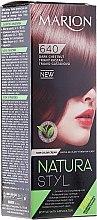 Parfüm, Parfüméria, kozmetikum Hajfesték - Marion Hair Dye Nature Style