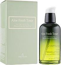 Parfüm, Parfüméria, kozmetikum Hidratáló tonik aloe vera kivonattal - The Skin House Aloe Fresh Toner