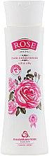 "Parfüm, Parfüméria, kozmetikum Hajbalzsam ""Soft & Silky"" - Bulgarian Rose Rose Conditioner With Natural Rose Oil"
