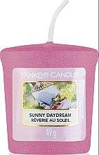 Parfüm, Parfüméria, kozmetikum Illatosított gyertya - Yankee Candle Votiv Sunny Daydream