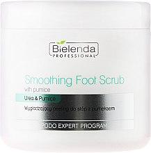 Parfüm, Parfüméria, kozmetikum Lábradír - Bielenda Professional Podo Expert Program Smoothing Foot Scrub With Urea and Pumice