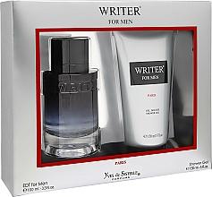 Parfüm, Parfüméria, kozmetikum Yves de Sistelle Writer for Men - Szett (edt/100ml + sh/gel/150ml)