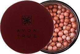 Parfüm, Parfüméria, kozmetikum Bronzosító arcpúder - Avon True Bronzin Pearls