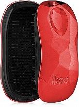 Parfüm, Parfüméria, kozmetikum Fésű - Ikoo Home Black Dragon Lady Red