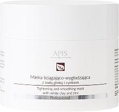 Parfüm, Parfüméria, kozmetikum Fehér agyag maszk - APIS Professional Tightening And Smoothing Mask