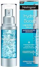 Parfüm, Parfüméria, kozmetikum Intenzív hidratáló arcszérum - Neutrogena Hydro Boost Supercharged Booster