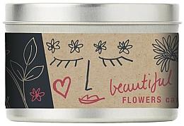 Parfüm, Parfüméria, kozmetikum Illatosított gyertya - Bath House Scented Candle Wild Flower