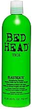 Erősítő sampon - Tigi Bed Head Elasticate Strengthening Shampoo — fotó N1
