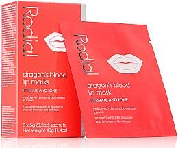 Parfüm, Parfüméria, kozmetikum Ajakápoló tapasz - Rodial Dragon's Blood Lip Masks
