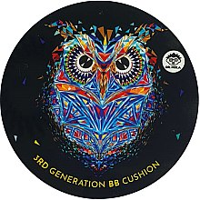 Parfüm, Parfüméria, kozmetikum BB-Cushion - Dr. Mola 3rd Generation BB Cushion Owl