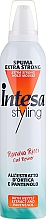 Parfüm, Parfüméria, kozmetikum Modellező mousse göndör hajra - Intesa Styling Extra Strong Hold