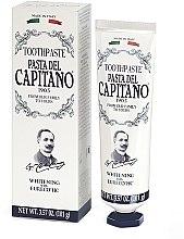 """Parfüm, Parfüméria, kozmetikum Fogkrém """"Fehérítő"""" - Pasta Del Capitano Whitening Toothpaste"""