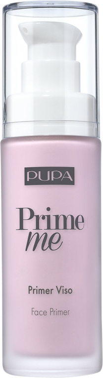 Primer - Pupa Prime Me Corrective Face Primer