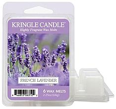 Parfüm, Parfüméria, kozmetikum Illatosított viasz - Kringle Candle Wax Melt French Lavender