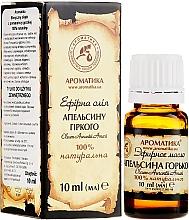"""Parfüm, Parfüméria, kozmetikum Illóolaj """"Keserű narancs"""" - Aromatika"""