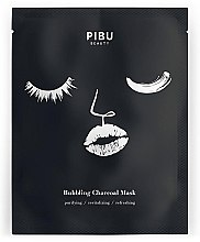 Parfüm, Parfüméria, kozmetikum Arcmaszk szénnel - Pibu Beauty Bubbling Charcoal Mask