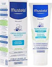 Parfüm, Parfüméria, kozmetikum Testápoló balzsam - Mustela Soothing Chest Rub