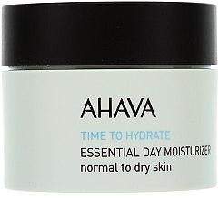 Parfüm, Parfüméria, kozmetikum Hidratáló krém normál és száraz bőrre - Ahava Time To Hydrate Essential Day Moisturizer Normal to Dry Skin