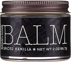 Parfüm, Parfüméria, kozmetikum Szakál balzsam - 18.21 Man Made Beard Balm Spiced Vanilla