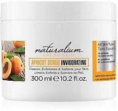 Parfüm, Parfüméria, kozmetikum Energia peeling - Naturalium Fresh Skin Apricot