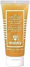 Parfüm, Parfüméria, kozmetikum Hámlasztó tisztítógél - Sisley Gel Nettoyant Gommant Buff and Wash Facial Gel
