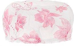 Parfüm, Parfüméria, kozmetikum Zuhanysapka, 9298, rózsaszín virág - Donegal Shower Cap