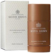 Parfüm, Parfüméria, kozmetikum Molton Brown Re-Charge Black Pepper Deodorant - Dezodor