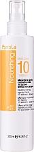Parfüm, Parfüméria, kozmetikum Öblítést nem igénylő regeneráló spray-maszk, PH 4,0-4,5 - Fanola Nourishing Nutri One 10 Actions Restructuring Spray Mask