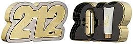 Parfüm, Parfüméria, kozmetikum Carolina Herrera 212 VIP - Szett (edp/80ml + b/lot/100ml)