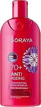 Parfüm, Parfüméria, kozmetikum Testápoló tej 70+ - Soraya Anti Agening Body Lotion 70+
