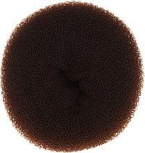 Parfüm, Parfüméria, kozmetikum Kontyalátét, 15x6.5 cm, barna - Ronney Professional Hair Bun 053