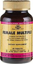 Parfüm, Parfüméria, kozmetikum Étrend-kiegészítő komplexum nőknek - Solgar Female Multiple