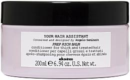 Parfüm, Parfüméria, kozmetikum Tápláló hajkondicionáló - Davines Your Hair Assistant Prep Rich Balm