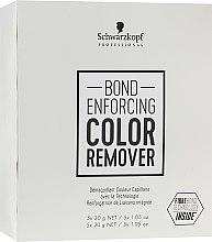 Parfüm, Parfüméria, kozmetikum Bond Enforcing Color Remover pigmeintelszívó - Schwarzkopf Professional Bond Enforcing Color Remover