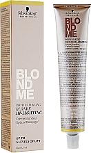 Parfüm, Parfüméria, kozmetikum Hajfesték - Schwarzkopf Professional BlondMe Hi-Lighting