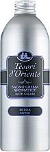 Parfüm, Parfüméria, kozmetikum Tesori d`Oriente Mirra - Fürdőhab