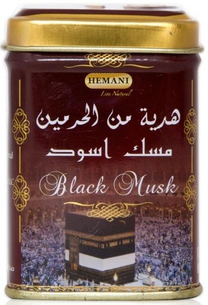 Száraz parfüm - Hemani Black Musk