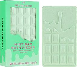 "Parfüm, Parfüméria, kozmetikum Fürdőbomba - I Heart Revolution Chocolate Bar Bath Fizzer ""Mint"""