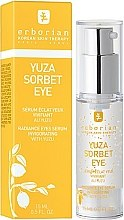 Parfüm, Parfüméria, kozmetikum Szemkörnyék gél-szérum - Erborian Yuza Sorbet Eye