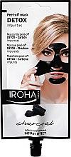 Parfüm, Parfüméria, kozmetikum Arcmaszk - Iroha Nature Detox Peel Off Face Mask