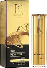 Parfüm, Parfüméria, kozmetikum Arcszérum pigmentfoltok ellen - Fytofontana Stem Cells Pigment Brightening Serum