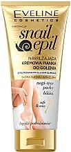 Parfüm, Parfüméria, kozmetikum Hidratáló borotva krém és hab - Eveline Cosmetics Snail Epil