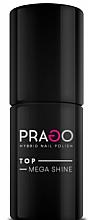 Parfüm, Parfüméria, kozmetikum Finish top körömre - Prago Top Mega Shine