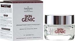 Parfüm, Parfüméria, kozmetikum Sejt stimuláló éjszakai arckrém - Farmona Professional Skin Genic
